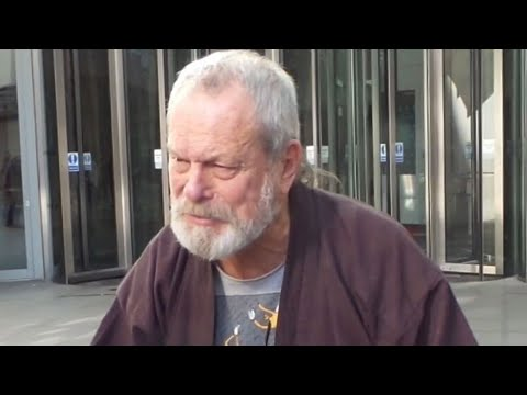Terry Gilliam in London 30 09 2017