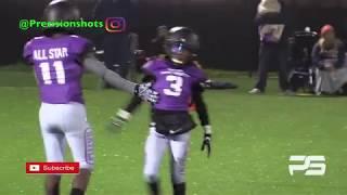 Team El Paso 9U vs. Team Fort Worth Texas Youth Football All Star Showcse 2019