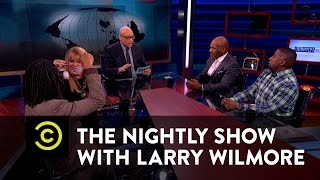 The Nightly Show - Who Could Beat Mike Tyson - Keep it 100