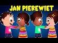 Jan Pierewiet | Afrikaanse Kinderliedjies | Kleuterskool liedjies | Afrikaans Rhymes Barn Dance Song