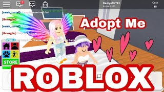 Roblox/Adopt Me с Alina be/Nastya SUT.