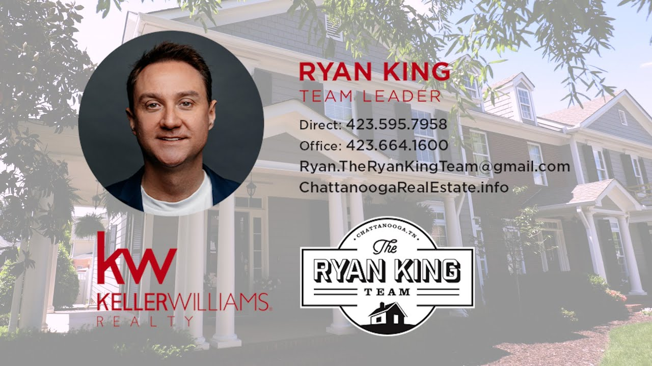 Keller Williams - Ryan King Realty // Chattanooga, Tennessee // VE Videography Productions