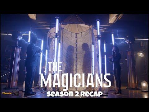The Magicians Season 2 Recap