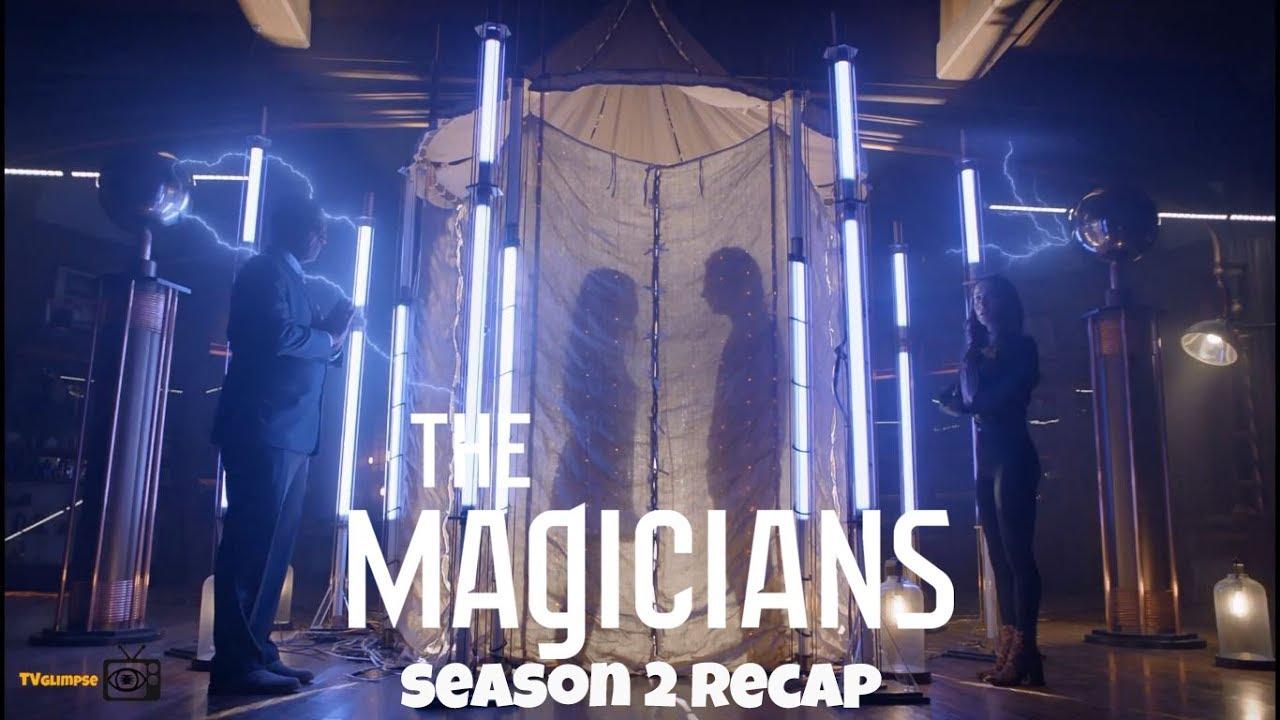 Download The Magicians Season 2 Recap