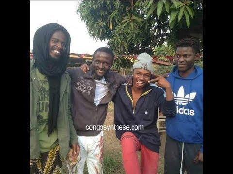 Goma: Les 4 artistes Peintre arrêtés par la PNC viennent de trouver la liberté provisoire.