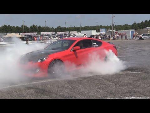 NOPI Burnout Contest – Myrtle Beach Speedway