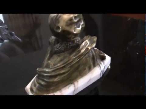 Dominique Alonzo Bronze Sculpture