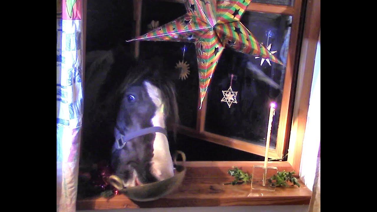 irische segensw nsche f r pferde zu weihnachten youtube. Black Bedroom Furniture Sets. Home Design Ideas