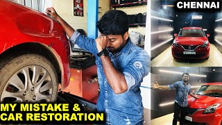 WORST DAY IN MY LIFE !! Car Restoration by AVTODOCK - Chennai