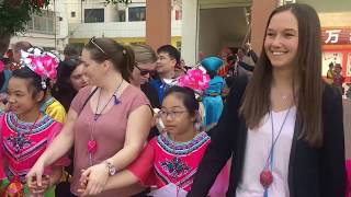 Mosel trifft China  - Delegationsbesuch von Cochem in Yizhou