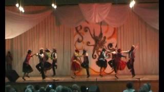 Ballet Salta en Basavilbaso