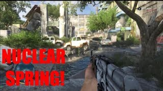 far cry 3 custom map fun #95: Rook Fortress, Nuclear Spring and Apocalyptic Flats!