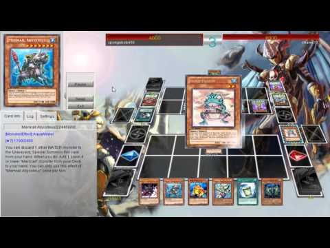 Yu-Gi-Oh! Frog Atlantean 0TK (DevPro Duel)