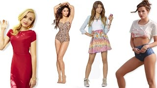 Disney Girls Height Weight And Dob