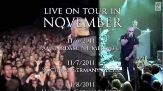 BLUE OCTOBER ANY MAN IN AMERICA Official Album teaser and TOUR DATES 2011 YouTube Videos