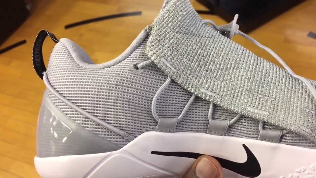 free shipping a1d02 da8e1 Flash Look At The Nike Kobe AD NXT Volt   Grey In HOH