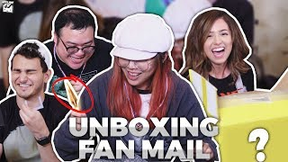 SHURIKEN, KUNAI, & WEAPONS OH MY! OFFLINETV FAN MAIL UNBOXING