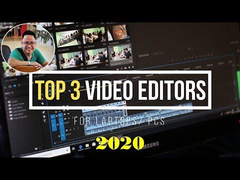 Top 3 Video Editors For Laptops| Low End PCs