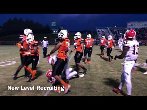 Dutchtown Bulldogs vs Stockbridge Tigers 2017 Game Highlights