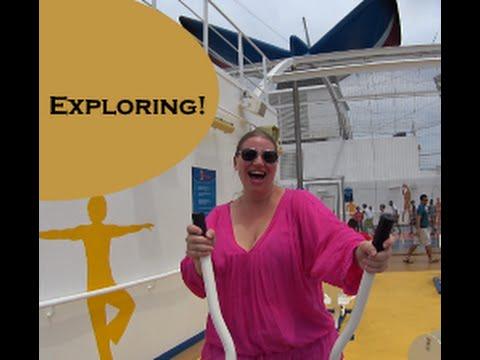 Exploring the Carnival Magic Cruise Ship! Carnival Vacation Vlog [ep3]