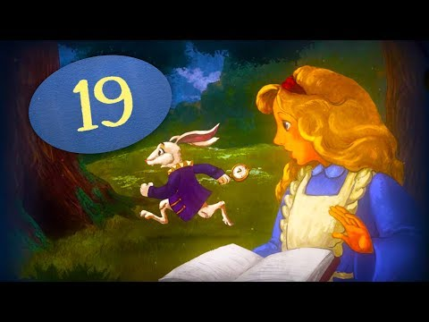 Magic Lantern Ep19 - Alice in Wonderland - stories for kids animated cartoons - Moolt Kids Toons