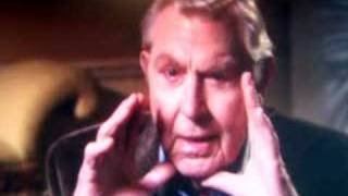 Andy Griffith Speaks Profanely