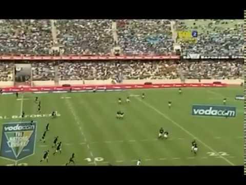 Rugby Tri Nations - RSA vs NZ 2006