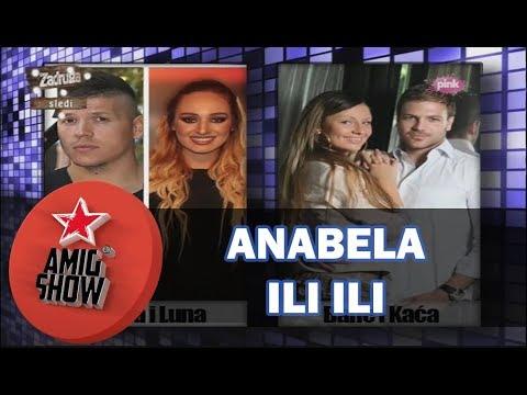 Ami G Show S10 - E12 - Ili ili - Anabela Atijas
