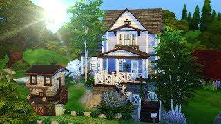LAVENDER LOFT || The Sims 4: Speed Build