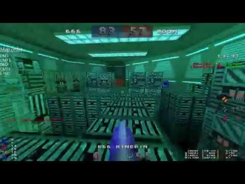 QuakeWorld AllStars (Boom vs 666)