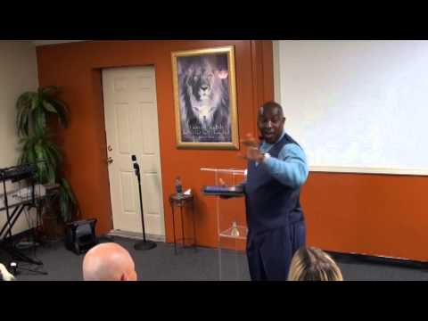 FTF Apostle Raymond Williams~