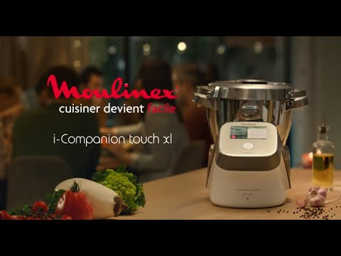 Decouvrez L Experience Companion Touch De Moulinex Youtube