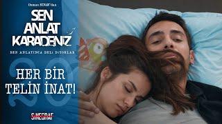 Nefes ile Tahir'in en huzurlu uykusu - Sen Anlat Karadeniz 20.Bölüm
