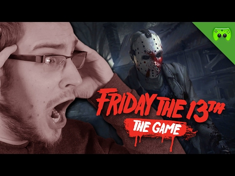 ANGST! 🎮 Friday the 13th #2