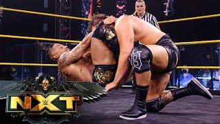 Carmelo Hayes vs. Josh Briggs – NXT Breakout Tournament: WWE NXT, July 27, 2021