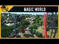 Magic World   Planet Coaster Premiere   4Kᵁᴴᴰ