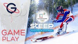 STEEP : En route pour les Jeux Olympiques - Objectif Or !