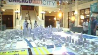 Touring the Chicago Model City