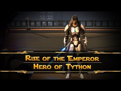 SWTOR - Rise of the Emperor - Republic side [Hero of Tython - Light Side]