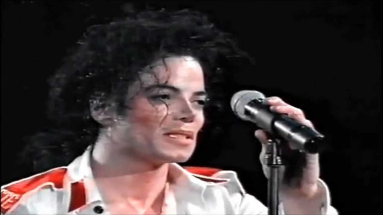 Michael Jackson - Earth Song - Live Royal Brunei 1996 (Ad ...