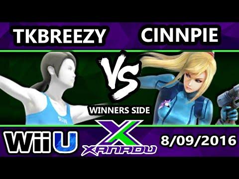 S@X 162 - VGBC | TKBreezy (Wii Fit Trainer) Vs. S2U | Cinnpie (ZSS) SSB4  - Smash Wii U - Smash 4