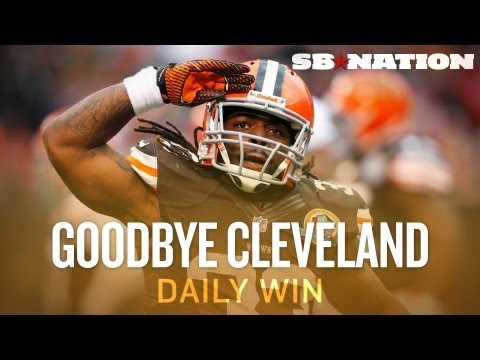 Trent Richardson Trade Good for Colts AND Browns - The Daily Win