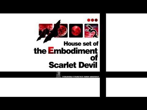 [Touhou] House set of the Embodiment of Scarlet Devil ~ Koumakan Set