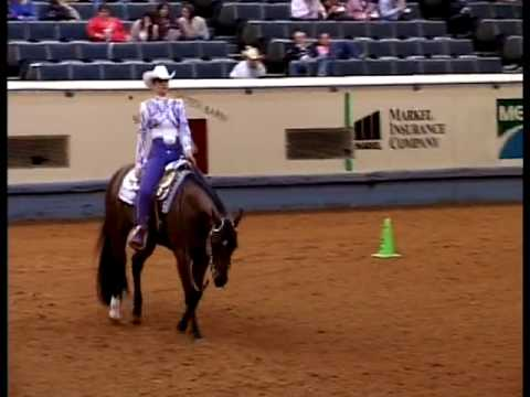 Set To Blaze - AQHA - Amateur Western Riding