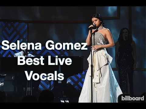 Selena Gomez Best Live Underrated Vocals