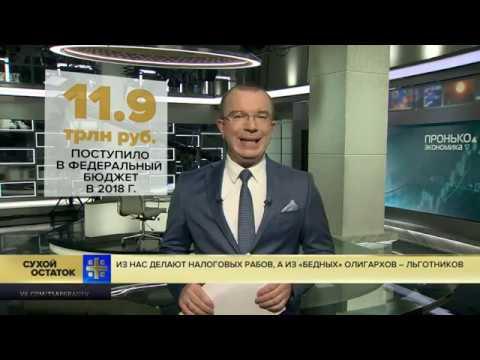 Юрий Пронько: Из нас делают налоговых рабов, а из «бедных» олигархов – льготников