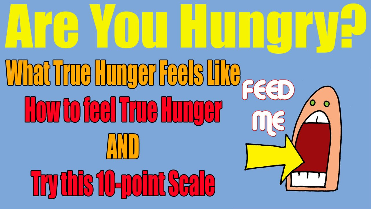 What is hunger and what it eat