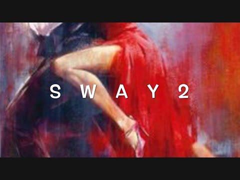 SWAY - MICHAEL BUBLÉ - BEST CHA CHA DANCERS - STEFANO & DASHA