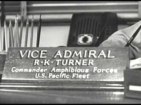 Admiral Richmond Kelly Turner