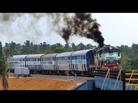 Thumbnail: SPEED TRIAL Bangalore - Mysore Doubling : Indian Railways EXCLUSIVE